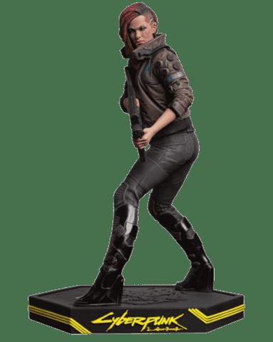 Alucina con estas figuras de Cyberpunk 2077 de Dark Horse en xtralife 4